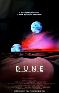 Dune (1984) Advance 1