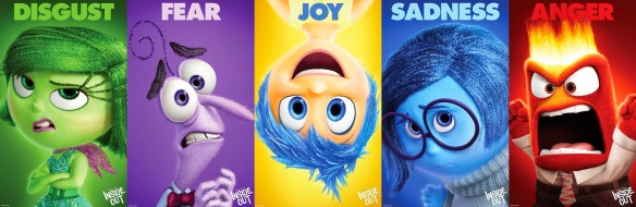 Inside Out - Emotion Poster Collaboration