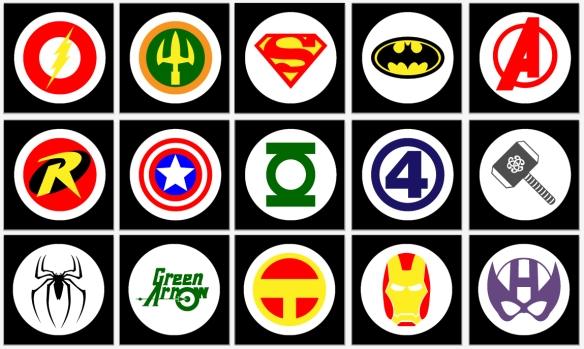 superherologos