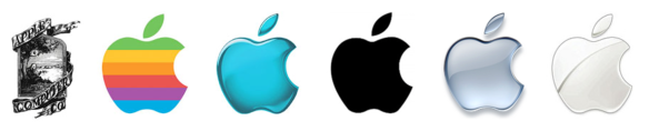 Apple_Logos_Evolution_Wide